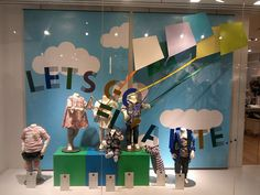 vitrine zara kids - Pesquisa Google
