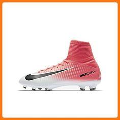 super popular 6b6ce 096f0 Nike Kids Jr. Mercurial Superfly V FG Soccer Cleat (Sz. 4.5Y