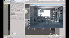 V-Ray RT for 3dsMax - Webinar at Тhe Norwegian School of IT