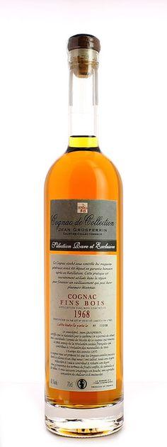 Jean grosperrin cognac la gabare fins bois 1968 - Tennessee cognac ...