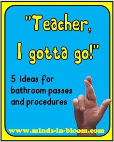 Owl door decoration to welcome kindergarten kids teacher - Bathroom procedures for preschool ...