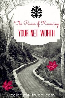 The power of knowing where you stand is crucial in your personal finances. Learn why you need to calculate your net worth routinely to achieve your goals!