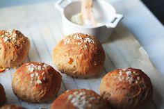 Lunni leipoo: Täydelliset sämpylät