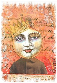 ATC3 by Carol~Spirit's Journey Designs, via Flickr paperwhimsy images