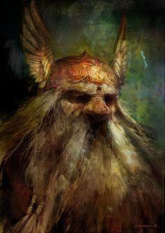 Dwarf King Disciples II fan art by SvetoslavPetrov.deviantart.com on @DeviantArt