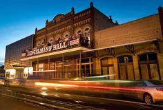 Texas Dance Hall