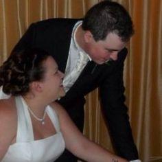 Real life weddings: Beccie and Chris