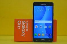 Samsung Galaxy On7 (2016) con mejor resolución que el anterior
