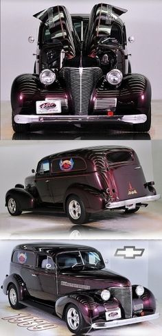 ('39 Chevy Sedan Delivery)