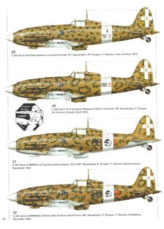 vuota Ww2 Aircraft, Fighter Aircraft, Military Aircraft, Luftwaffe, Old Planes, Focke Wulf, Italian Army, Air Fighter, Aircraft Painting