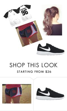 """""""outfit #5"""" by ash-237 on Polyvore featuring NIKE"""