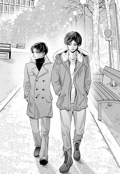 Levi & Eren - Walk In The Park