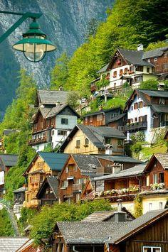 Austria,Hallstatt