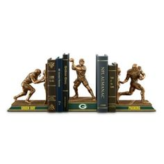 Green Bay Packers Legacy Bookends Collection #Packers #NFL