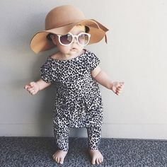 Coolest little gal on the block.