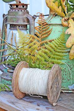 VIBEKE DESIGN: Golden autumn