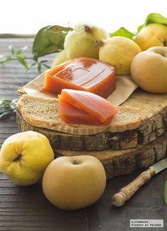 Dulce de membrillo y manzana. Receta