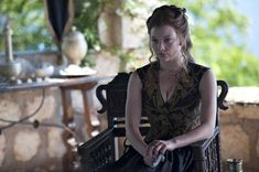 Fictional Style Icon: Margaery Tyrell