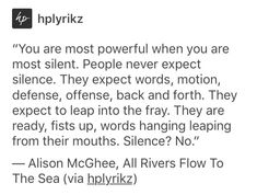 Silence is power. Poem Quotes, Words Quotes, Wise Words, Life Quotes, Sayings, Pretty Words, Beautiful Words, Writing Tips, Writing Prompts