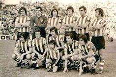 EQUIPOS DE FÚTBOL: ATHLETIC BILBAO 1974-75