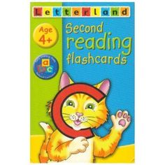 Second Reading Flashcards (Letterland)