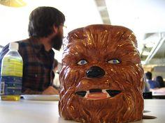 Wookie Cookie Jar