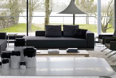 Sofa Andy '13 -B&B Italia - Design by Paolo Piva