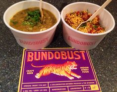 Bundobust Leeds - great food and nice mango beer too