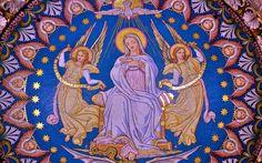 Ver, Descargar, Comentar y Calificar este 1920x1200 Fondo de pantalla Basílica Notre-Dame De Fourvière - Wallpaper Abyss