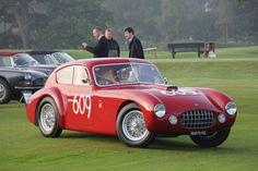 1953 ERMINI 1100 SPORT BERLINETTA - by Carrozzeria Rocco Motto of Turin.