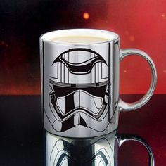 Mug Silver Captain Phasma Star Wars EP7