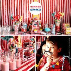 circus birthday!.