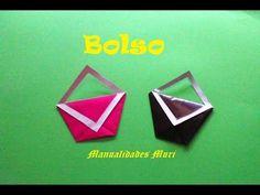Bolso en origami (Y & K. Shumakov) en Canal 5 ¡Tu Canal! - YouTube