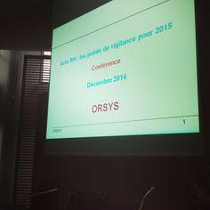 #confrhnews Conférence Actus RH ça commence bientôt #orsys Suivez #orsys sur #Instagram : https://instagram.com/orsysformation/