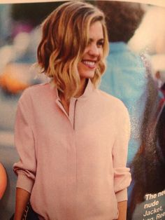 Mid-length reverse bob. Going to grow my hair out a bit so I can do this next cut