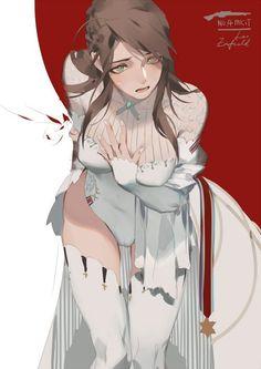 Tagged with wallpaper, anime, creativity, girls; Anime Pictures:) (Part Manga Girl, Anime Art Girl, Manga Anime, Anime Girls, Chica Fantasy, Anime Fantasy, Fantasy Girl, Female Character Design, Character Art