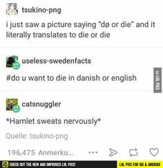 Not Hamilton but it's still funny