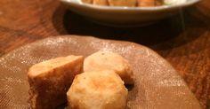 里芋=煮物というイメージですが、マンネリ気味になりがちなので、同じくホクホク感を味わえる唐揚げに☆