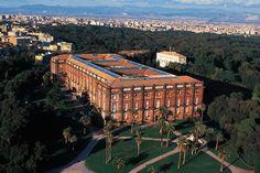 Il Museo Nazionale di Capodimonte, conosciuto anche con il nome di Galleria nazionale di Capodimonte, è uno storico museo di Napoli, progettato e costruito dai Borbone nel 1738 come reggia-museo.