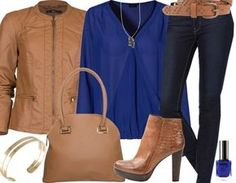"""""""Boulot!Metro!Dodo!"""" - Tenue De Travail - stylefruits.fr Stylish Outfits, Fall Outfits, Stylish Clothes, Look Fashion, Fashion Outfits, Fashion Trends, Mode Simple, Brown Outfit, Winter Stil"""