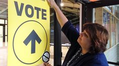 """10 - 15 - click enlarged image to read article - Elections Canada workers are calling on the agency to overhaul its labour standards after describing their working conditions as """"awful"""" and """"intolerable"""" during advance polls in Toronto."""