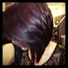Red hair color bob cut- coloring my hair this color tomorrow morning. With bright red accents. -holly