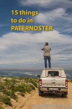 For the locals, life in Paternoster still revolves around fishing and the sea. For visitors, here are 15 things to do in Paternoster on the West Coast. Sa Tourism, Places To Travel, Places To Visit, Stuff To Do, Things To Do, All About Africa, Wildlife Safari, Slow Travel, Africa Travel