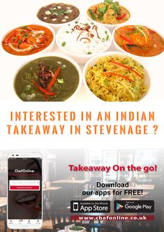If you're interested in an Indian Takeaways Near Stevenage. Finding some delicious local Indian food is as simple. Place your order with ChefOnline & you'll be enjoying a gourmet Indian takeaway feast at home. Stevenage, Indian Food Recipes, Restaurant, Simple, Gourmet, Diner Restaurant, Indian Recipes, Restaurants, Dining
