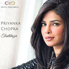 This International Women's Day, we're showcasing women who have been great sources of inspiration – in India, and the world over! Starting with Priyanka Chopra, our trailblazer, achieving milestone after milestone in Hollywood. After being crowned Ms.World at a young age, she charted success in Bollywood, and now set sights on Hollywood. This young Indian actress is making us proud on the silver screen and red carpets around the globe, showing young girls that with hard work, dedication…