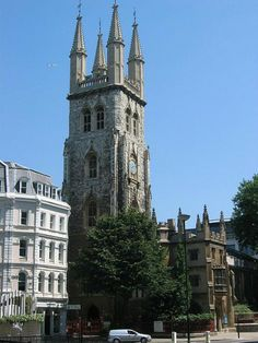St Sepulchre Without Newgate