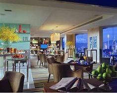 The Executive Lounge, Hilton Kuala Lumpur. It's always nice to be back here.