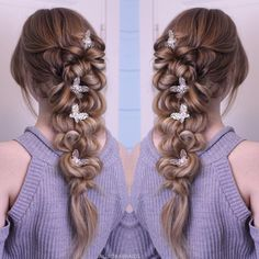 """Two sisters from Norway All hairstyles and pictures are ours. ✉️aurorabraids@gmail.com YouTube """"Aurora Braids"""""""