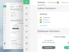 Workforce management tool by Damian Jagielski