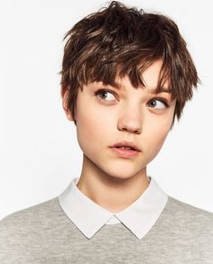 30 newest pictures of short haircuts for a great look - Neue Frisuren Bad Hair Day, Your Hair, Pixie Hairstyles, Cool Hairstyles, Short Hair Cuts, Short Hair Styles, Pictures Of Short Haircuts, Coiffure Hair, Long Hair Tips